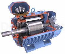 Электродвигатель ABB M3BP 132 SMF 6 в наличии