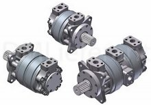 Гидромоторы Rineer Hydraulics