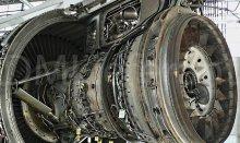 Модернизация газовых турбин Rolls Royce RB211